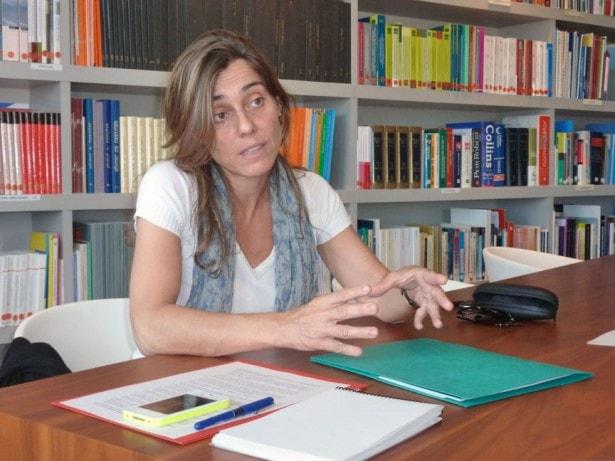 Maria Jesús Larios, adjunta per a la defensa dels drets dels infants i els adolescents del Síndic de Greuges