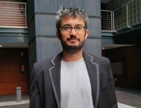 David Cabo, activista, cofundador i director de la Fundació Civio