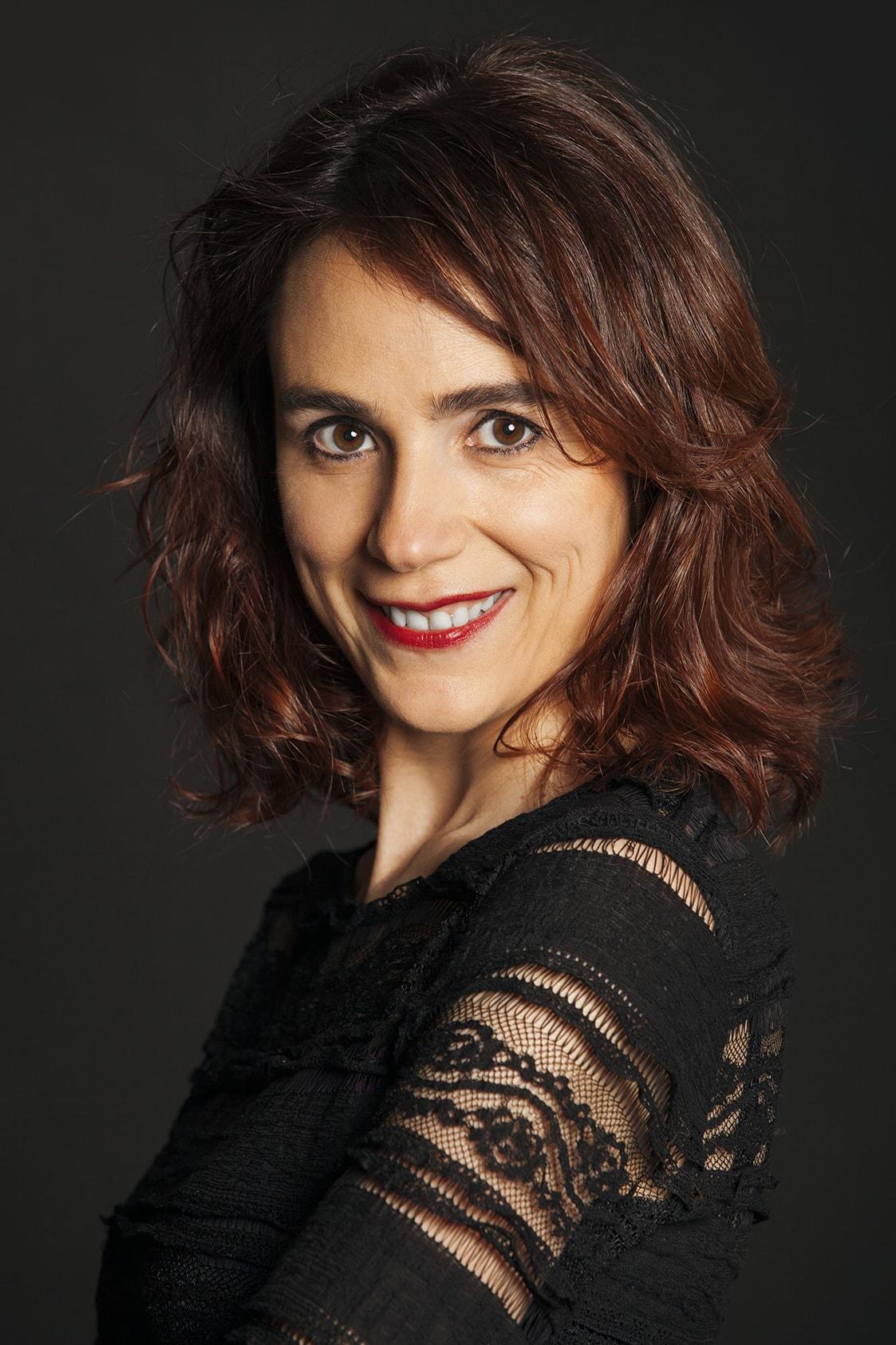 Gemma Ubasart, politòloga, comunicadora i professora de la Universitat de Girona