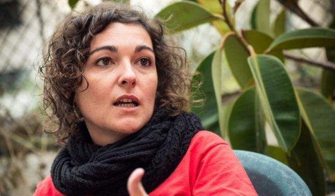 Maria Campuzano, portaveu de l'Aliança per la Pobresa Energètica