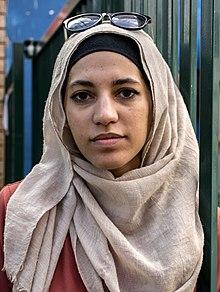 Míriam Hatibi, consultora de comunicació i activista antiracista